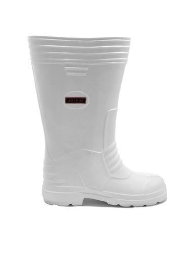 Akınal Bella Çizme Beyaz